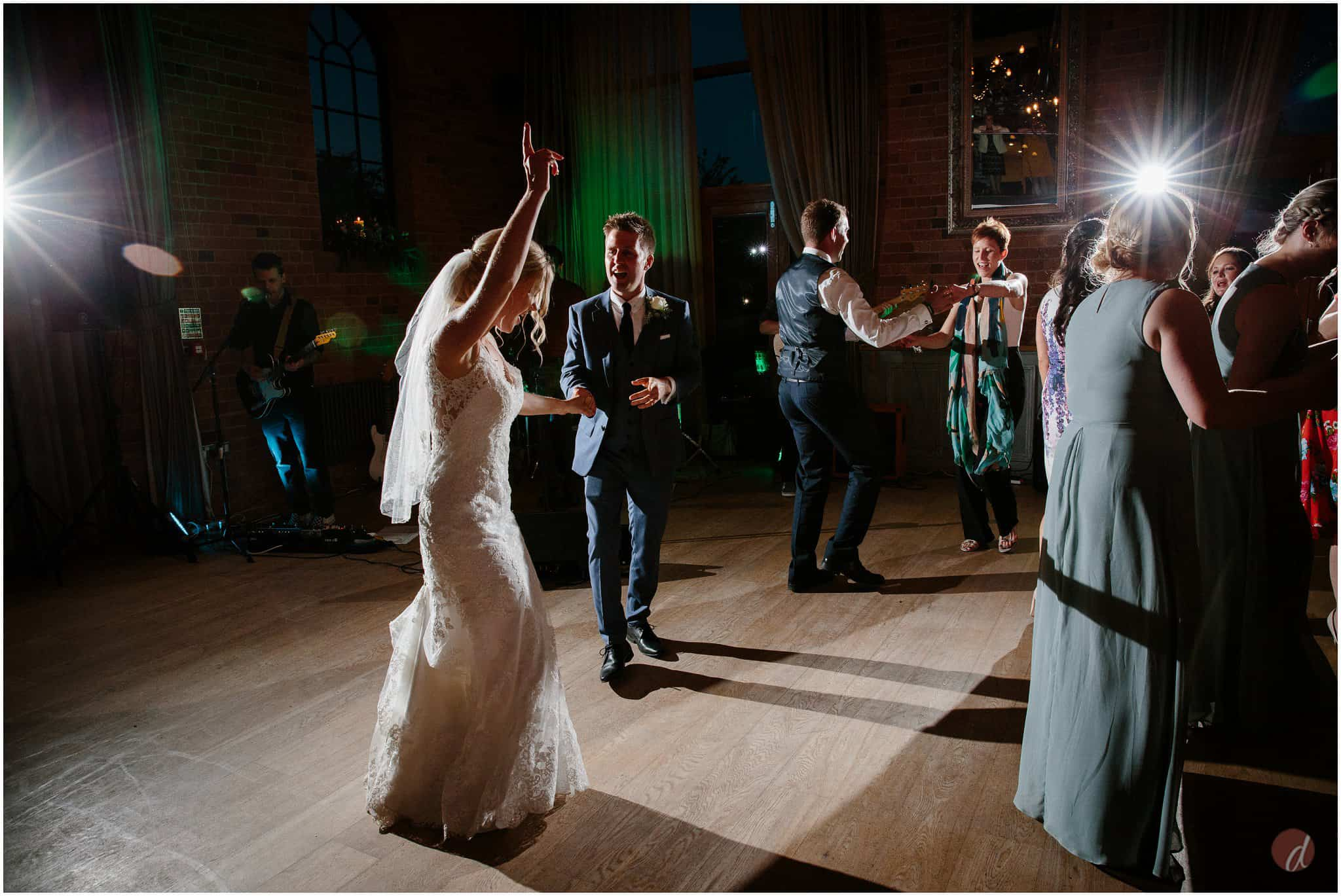first dance carriage hall plumbtree