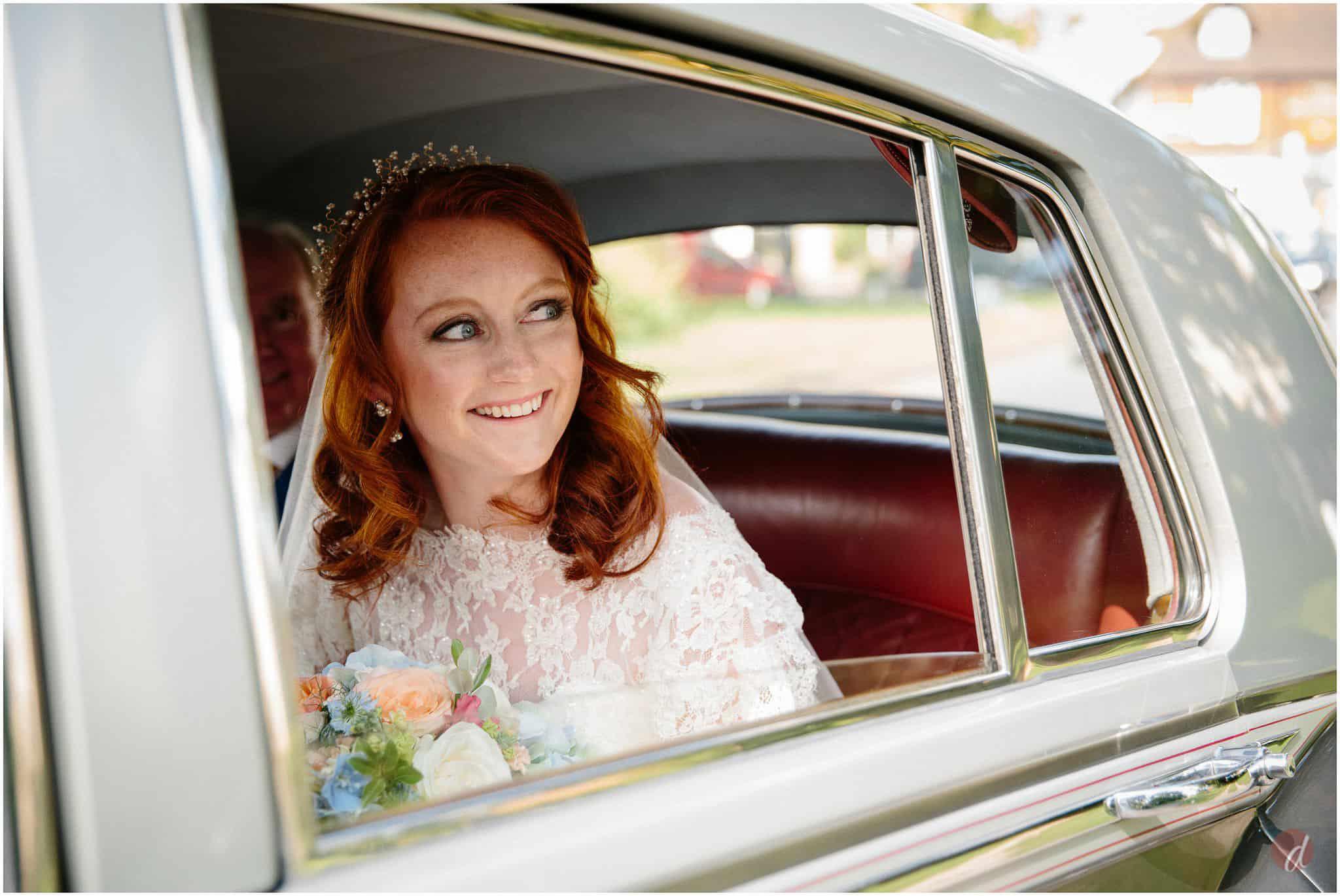 bride at st bartholemews otford