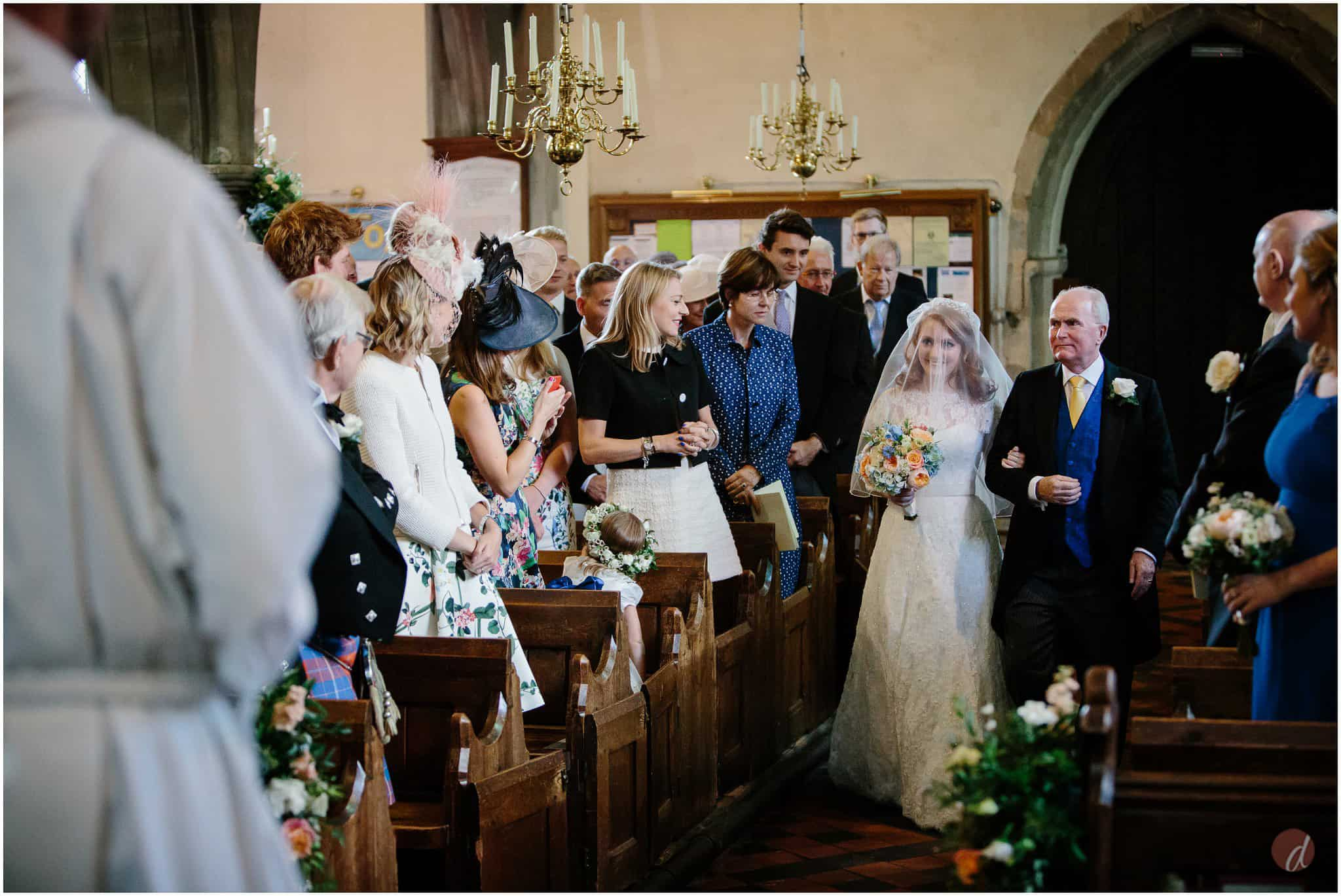 bridal entrance st bartholemews otford