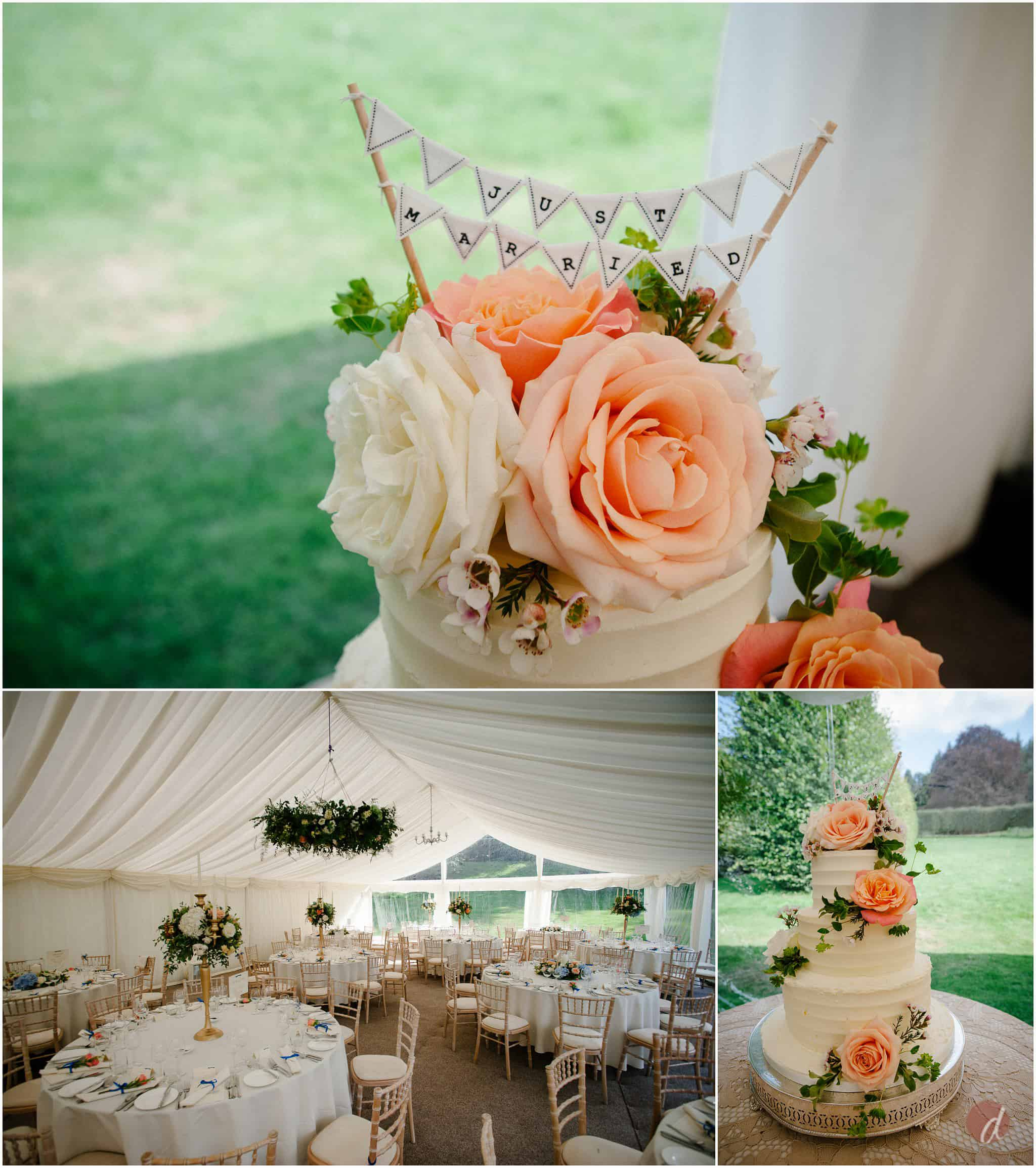 squerryes court marquee weddings