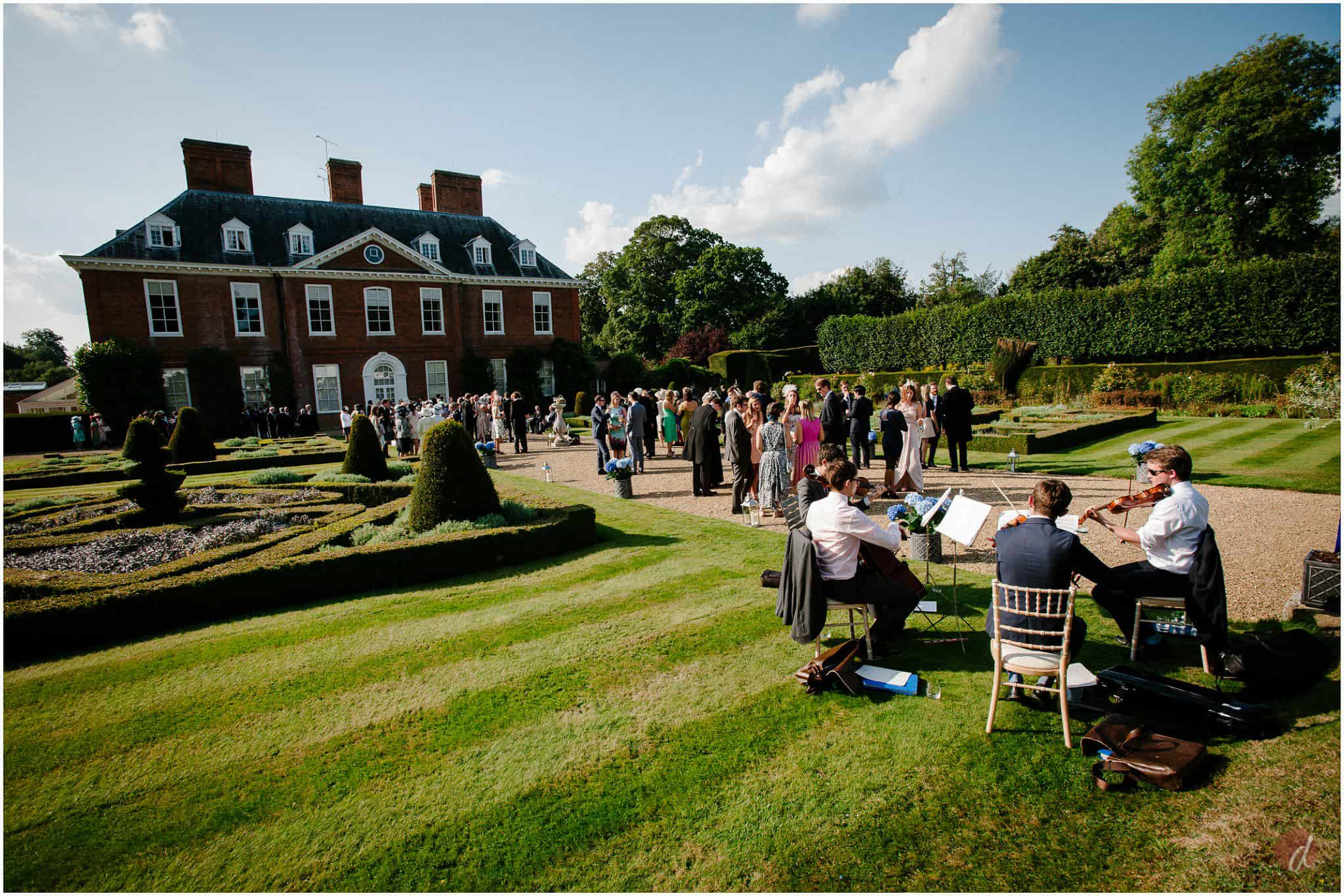 wedding at squerryes court