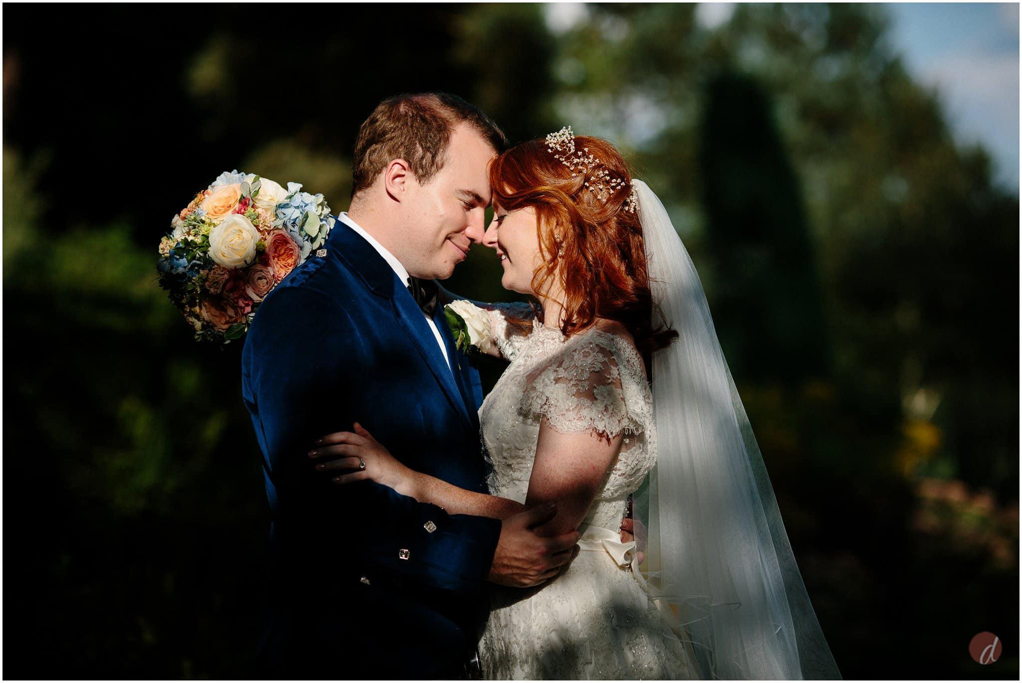 squerryes court wedding photo