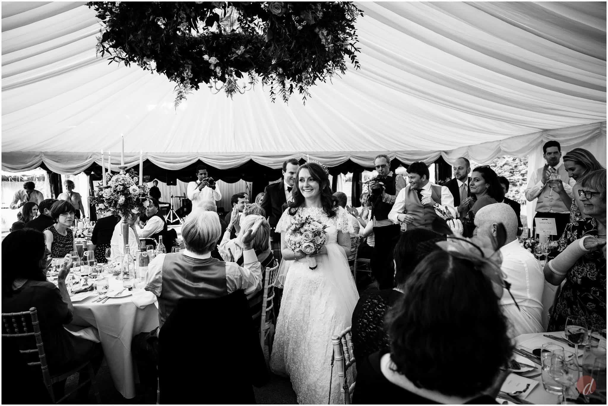 wedding photo squerryes court
