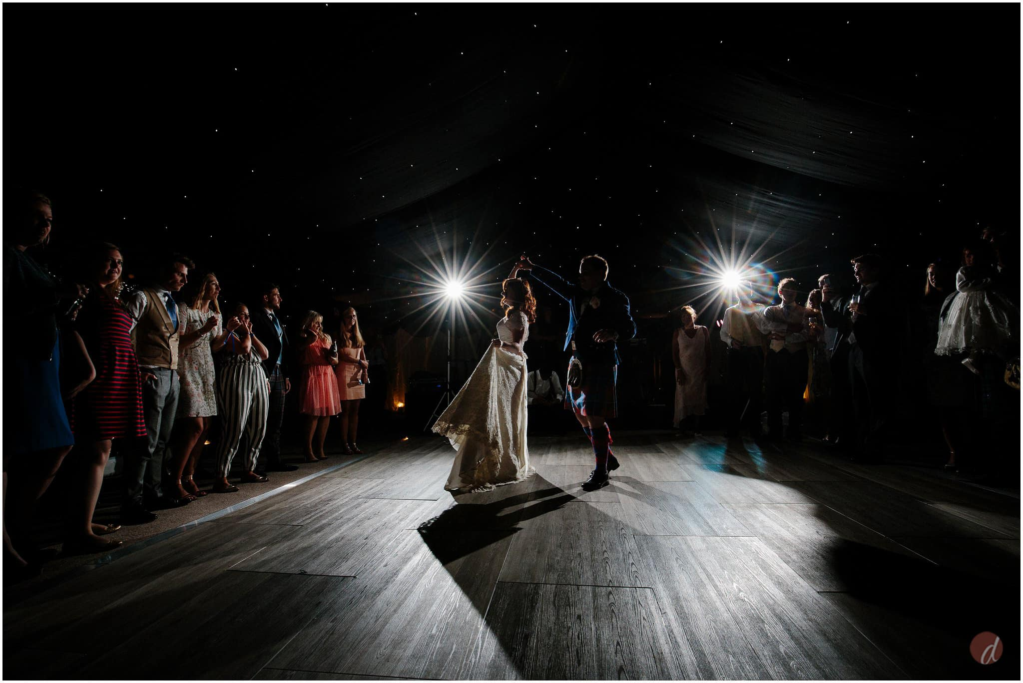 squerryes court first dance