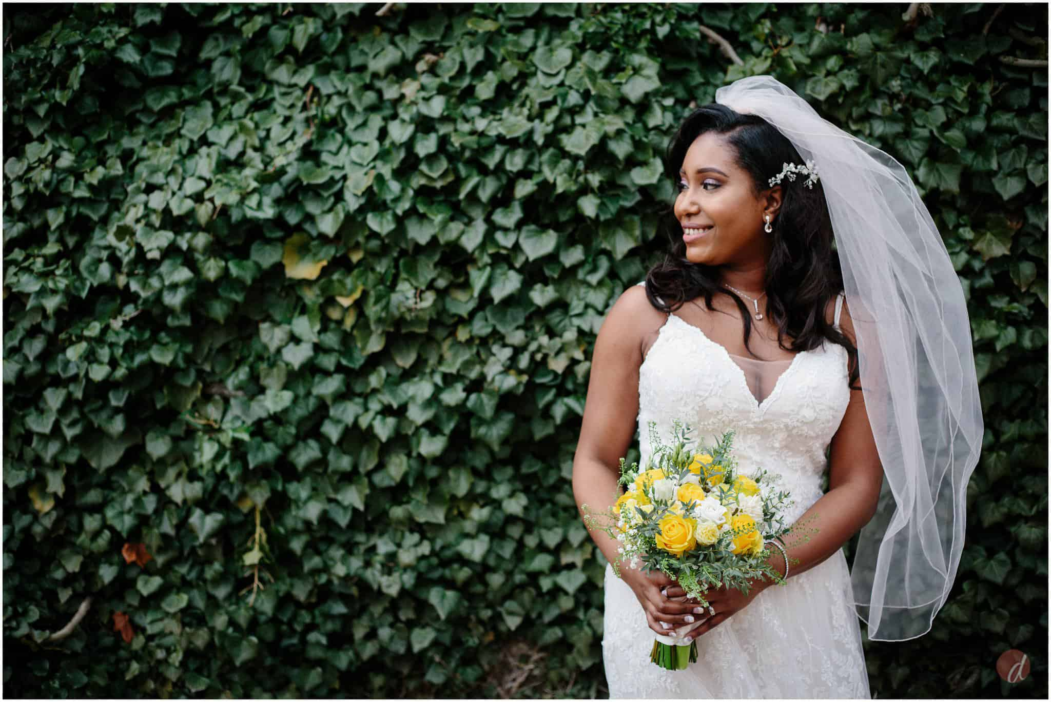 bride at cooling castle