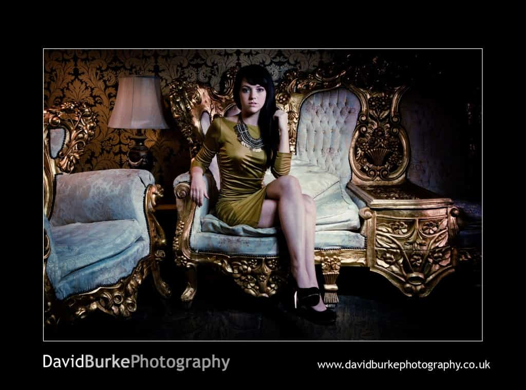 Kent boudoir and model portfolio photography
