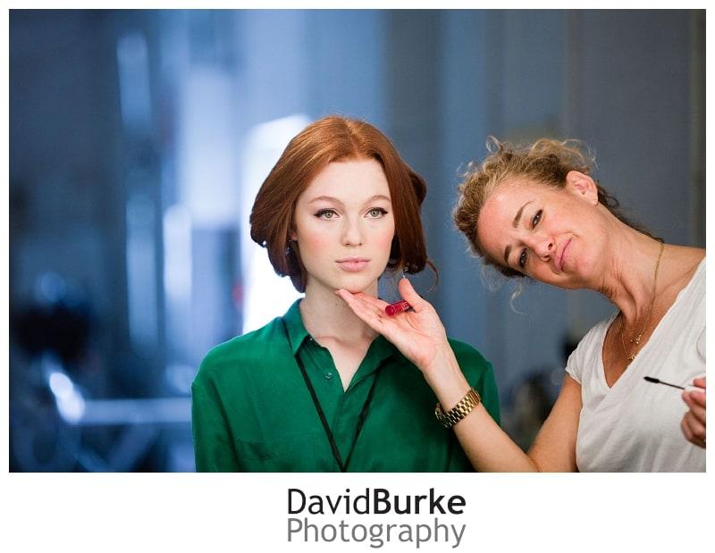 Stewart Parvin Ad campaign