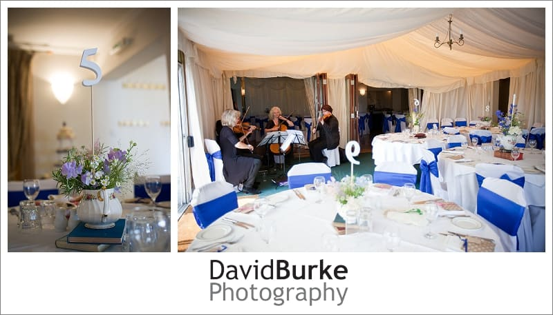 wedding photography at The Beacon