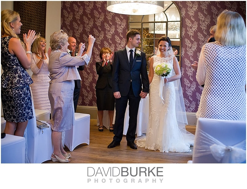 Wedding photography at The Swan West Malling