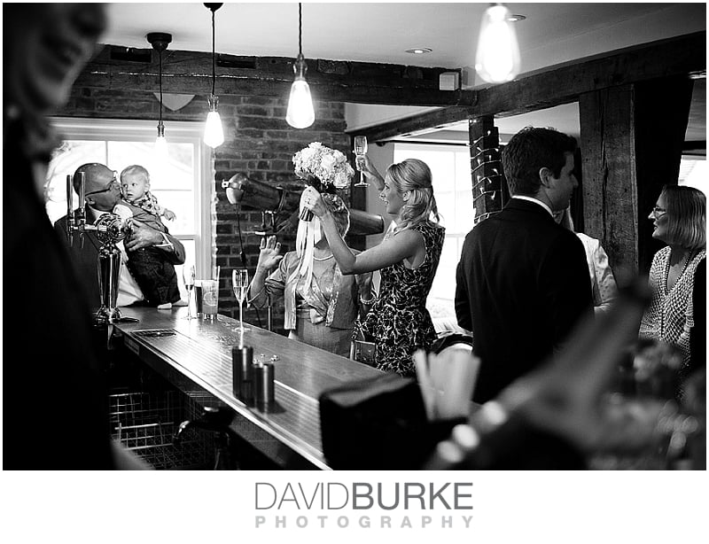 The Swan West Malling Wedding photographer