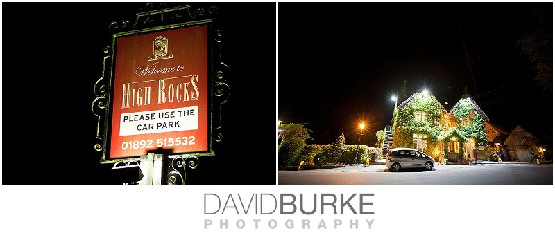The High Rocks Tunbridge Wells