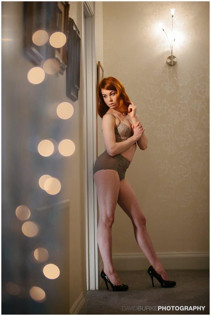 Model portfolio shoot Surrey