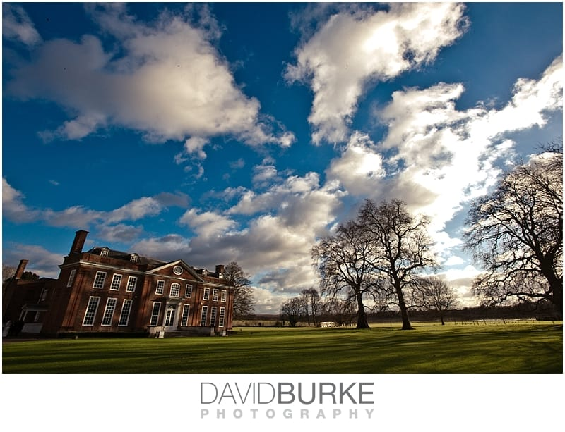 Bradbourne House wedding photographer