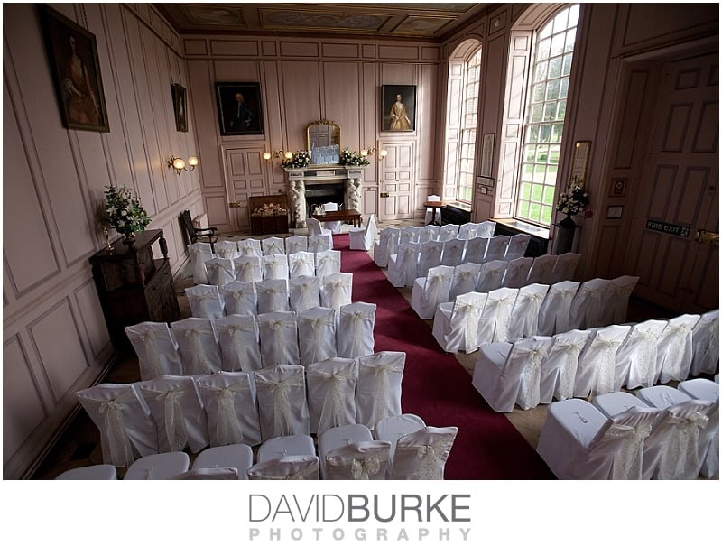 Gosfield Hall weddings