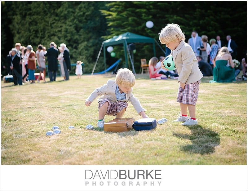 Little Park House wedding photographer