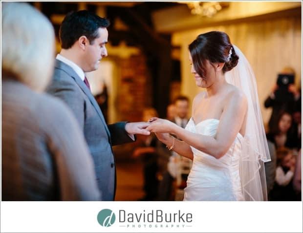 wedding ceremony grasshopper