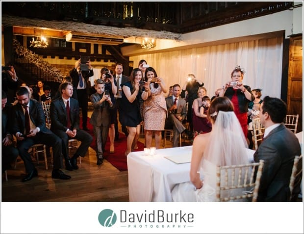 grasshopper westerham wedding ceremony