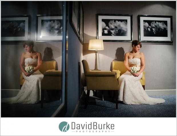 Goodwood Hotel bride