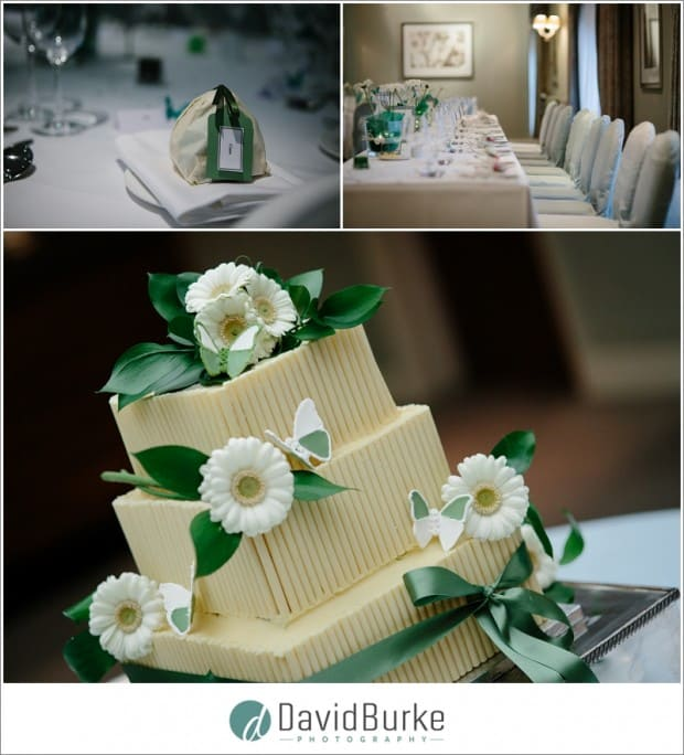 Goodwood Hotel wedding details