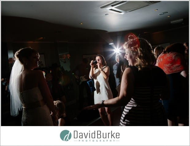 Goodwood Hotel wedding party