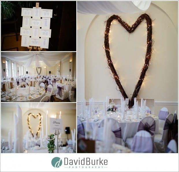 combe bank school wedding details