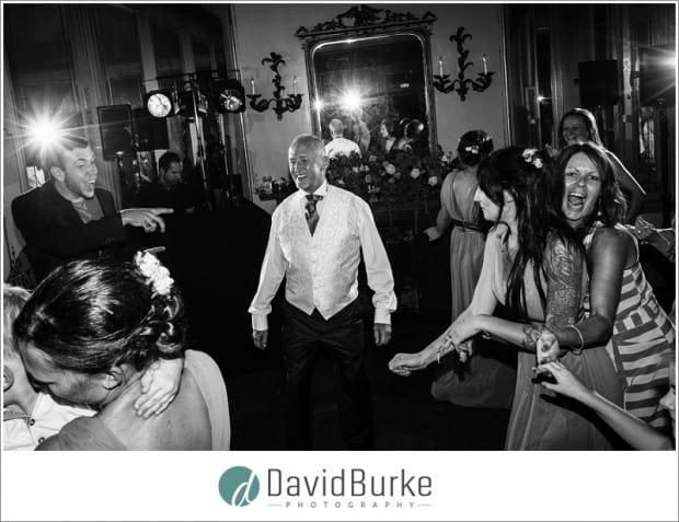 ruinart room dancing