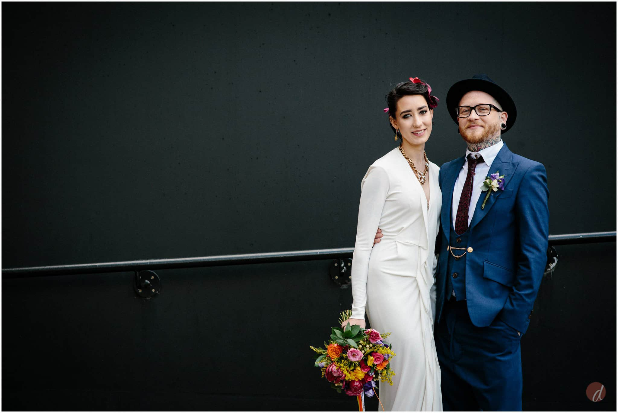 wedding photography tate modern