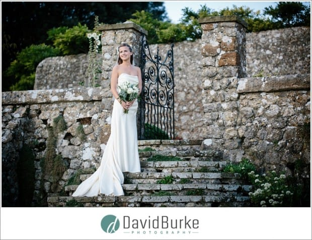 lympne castle bride