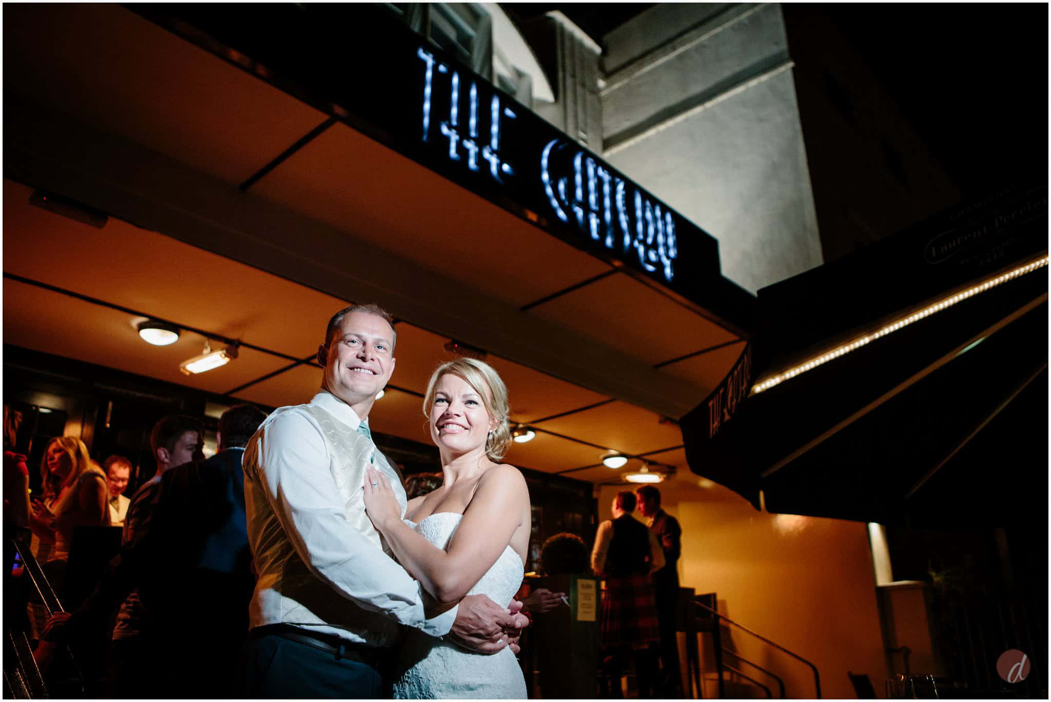 wedding at the gatsby