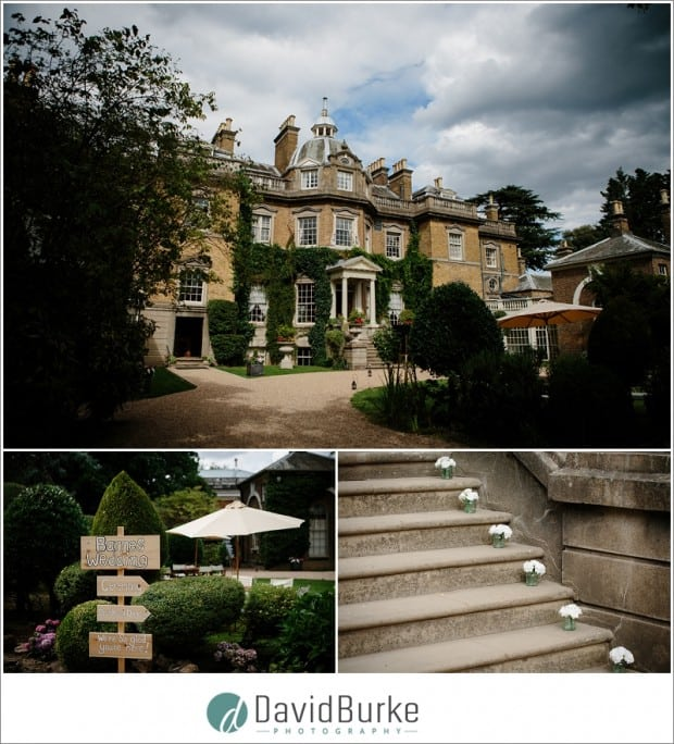 hampton court house wedding photographer
