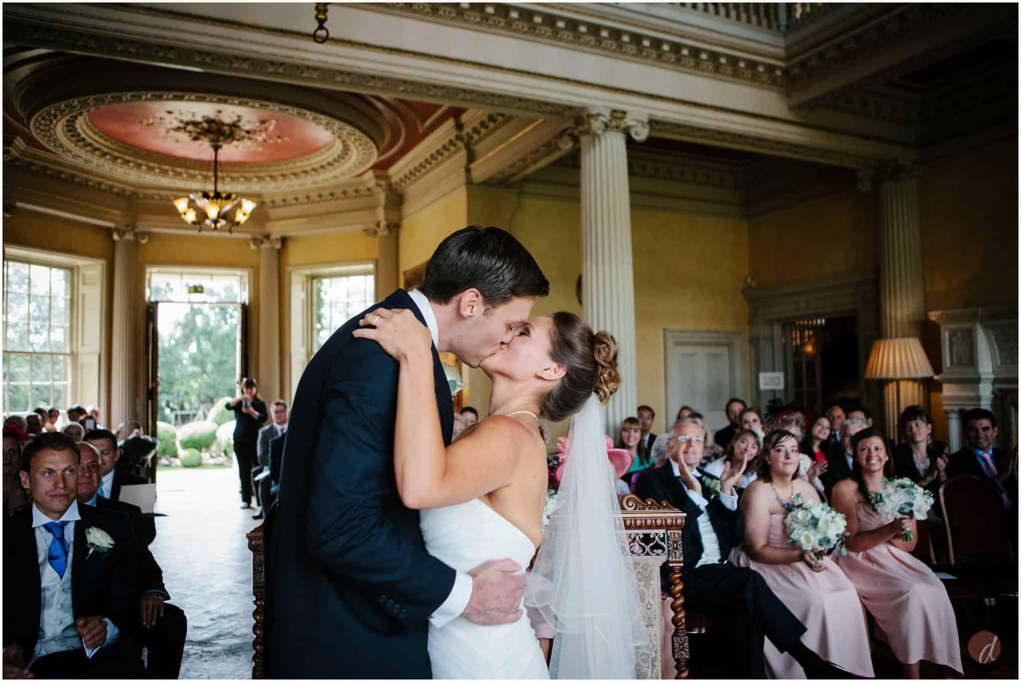hampton court house wedding ceremony