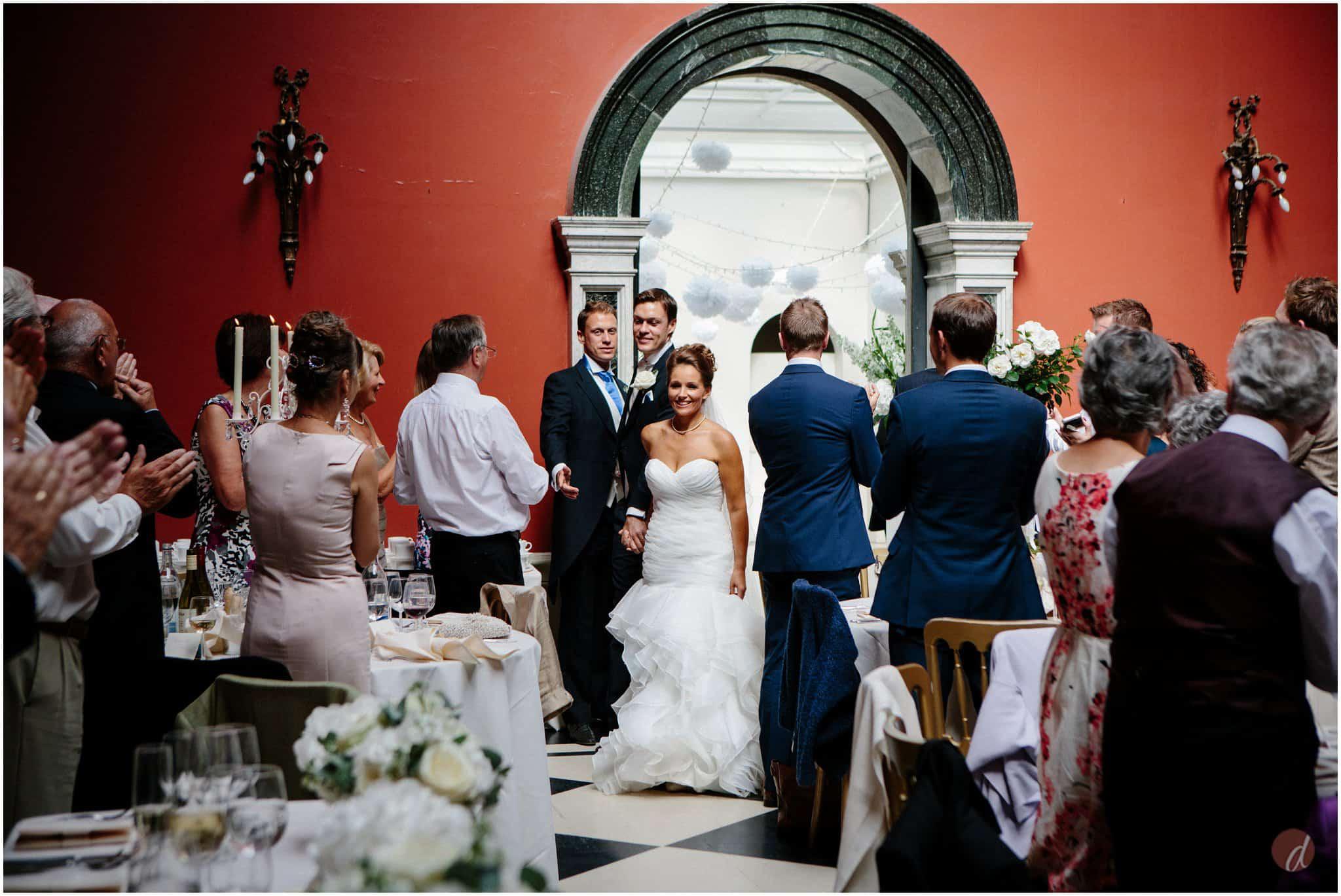 wedding hampton court house