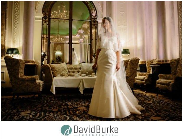 Stewart Parvin dress Can't help falling in Love