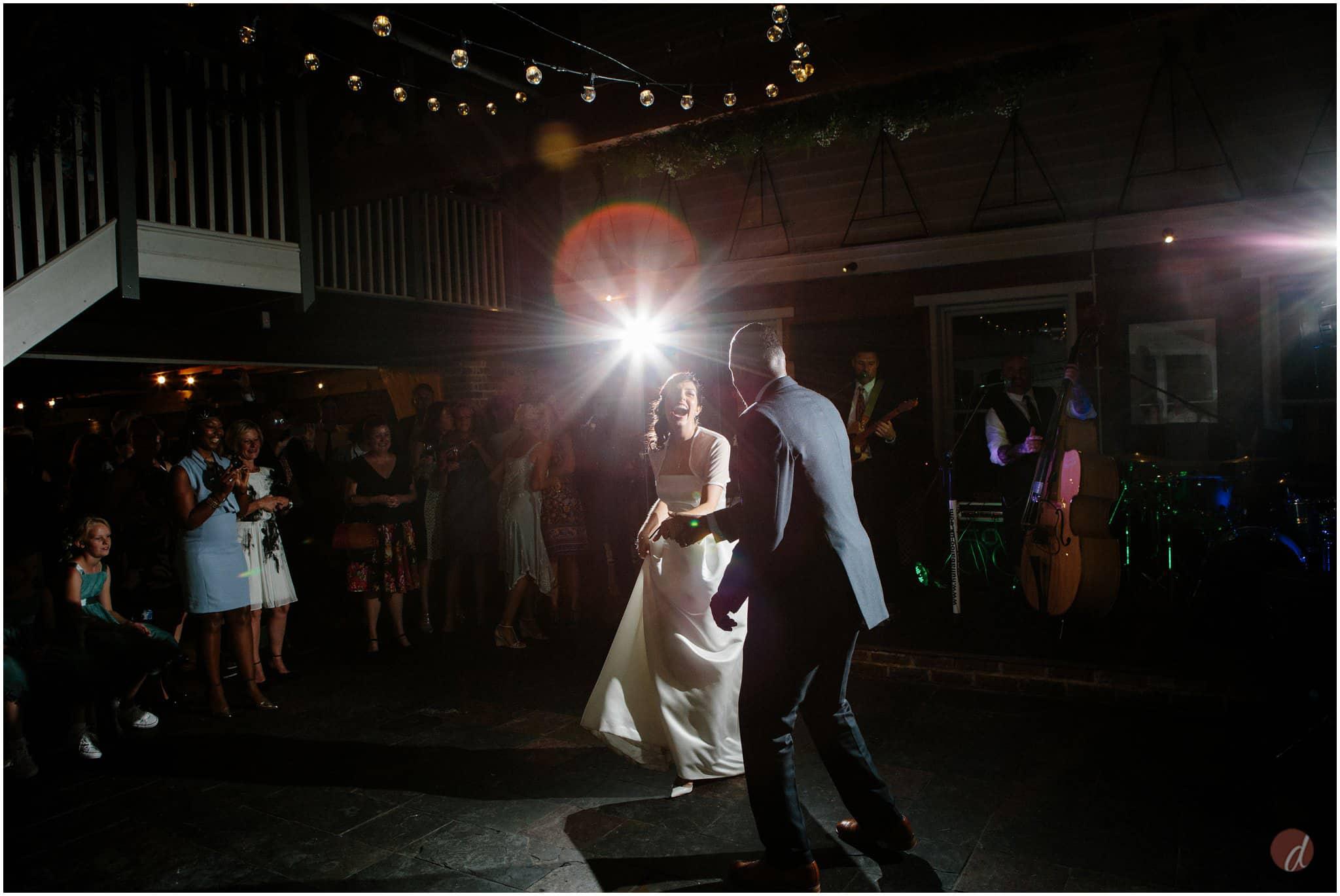 east quay wedding first dance