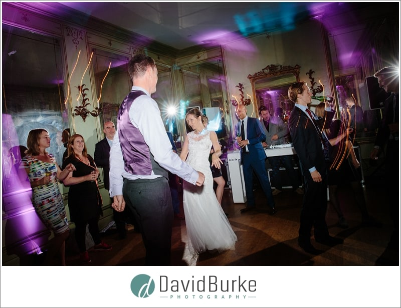 bride and groom dancing hotel du vin tunbridge wells wedding