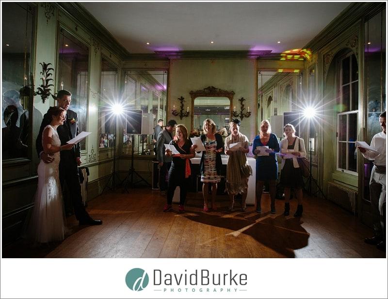 dutch wedding singing