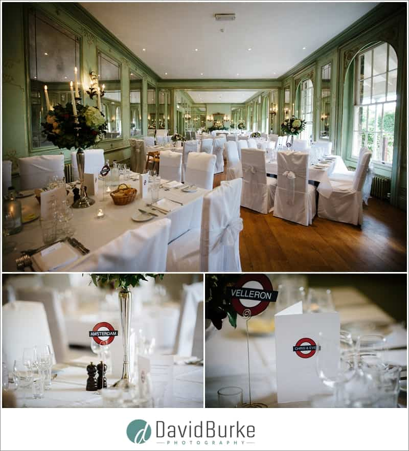 ruinart room wedding hotel du vin tunbridge wells
