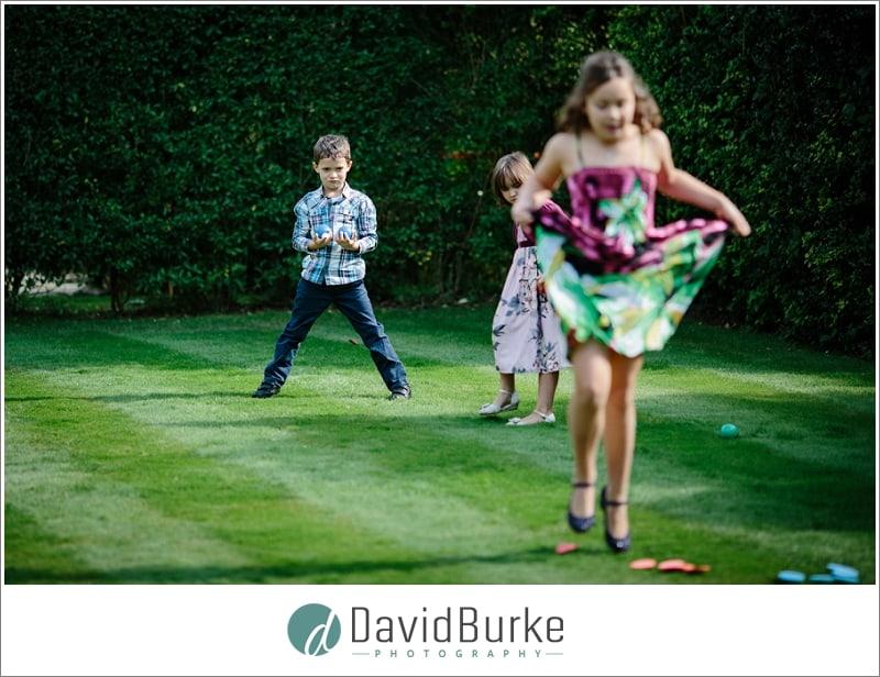 kids playing on lawn hotel du vin tunbridge wells