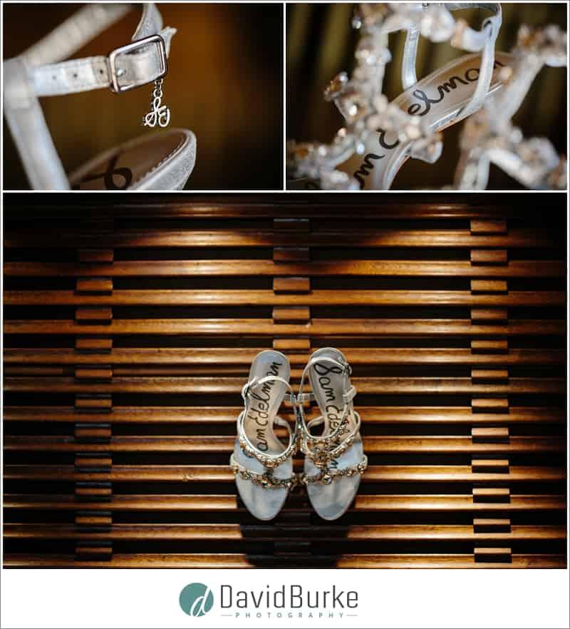 stunning bridal shoes