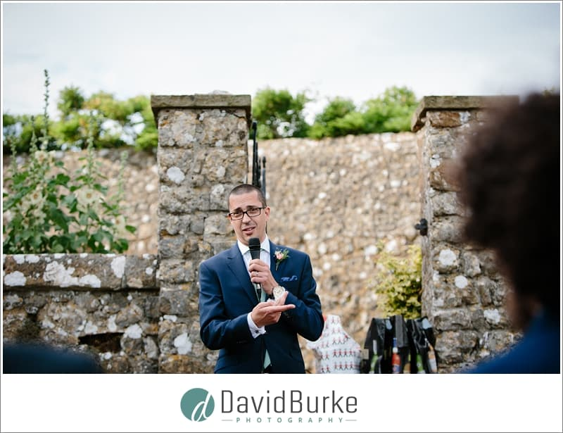grooms speech at lympne castle