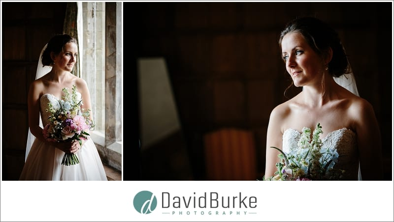 bridal portraits lympne castle