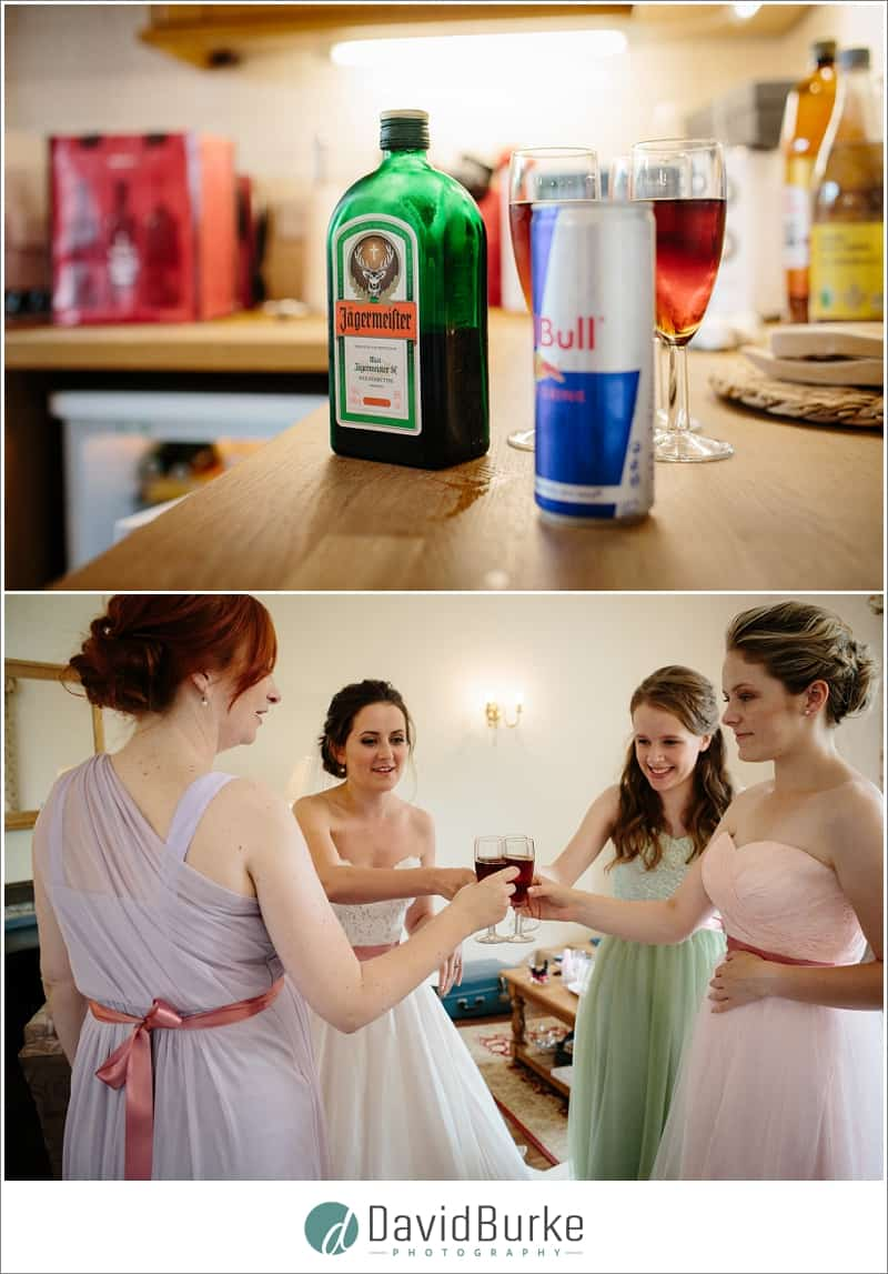 jagerbomb for bride