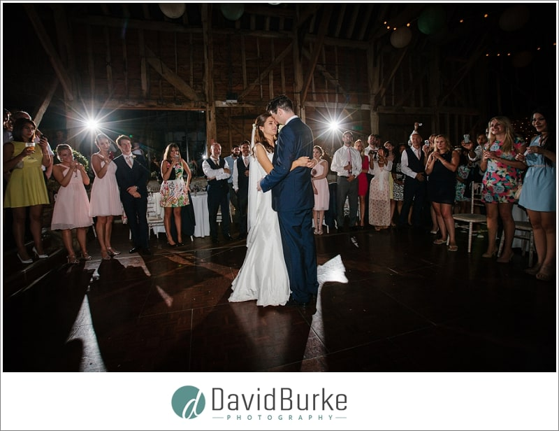first dance great barn rolvenden