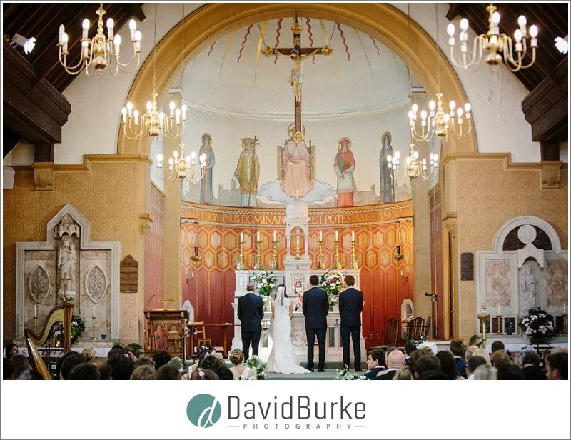 wedding st thomas of canterbury