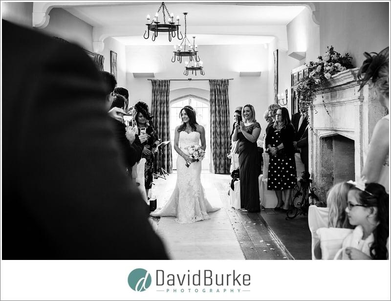 leeds castle brides entrance