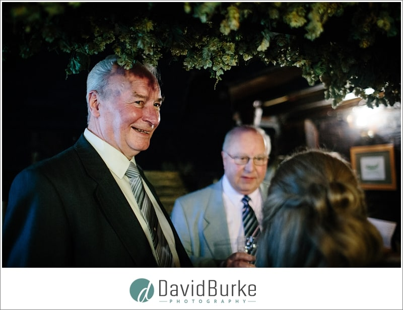 wedding photography at the plough leigh