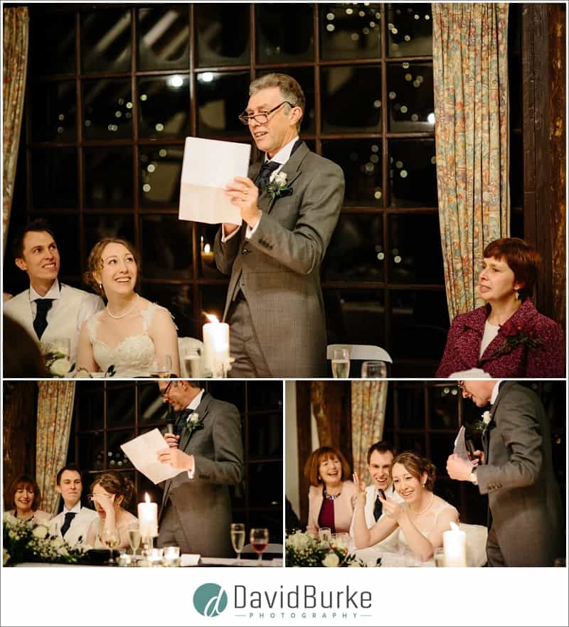 father of the bride speech plough leigh
