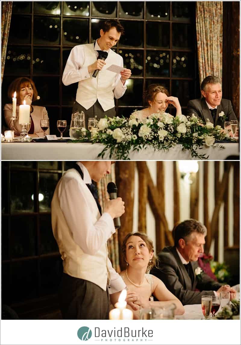 grooms speech plough leigh