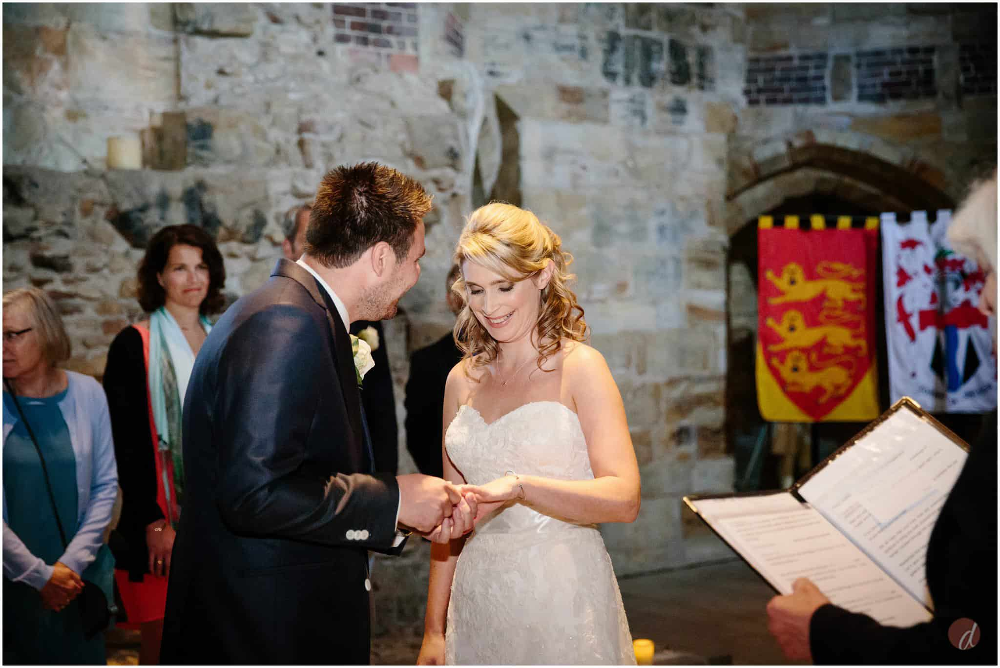 tonbridge castle wedding ceremony