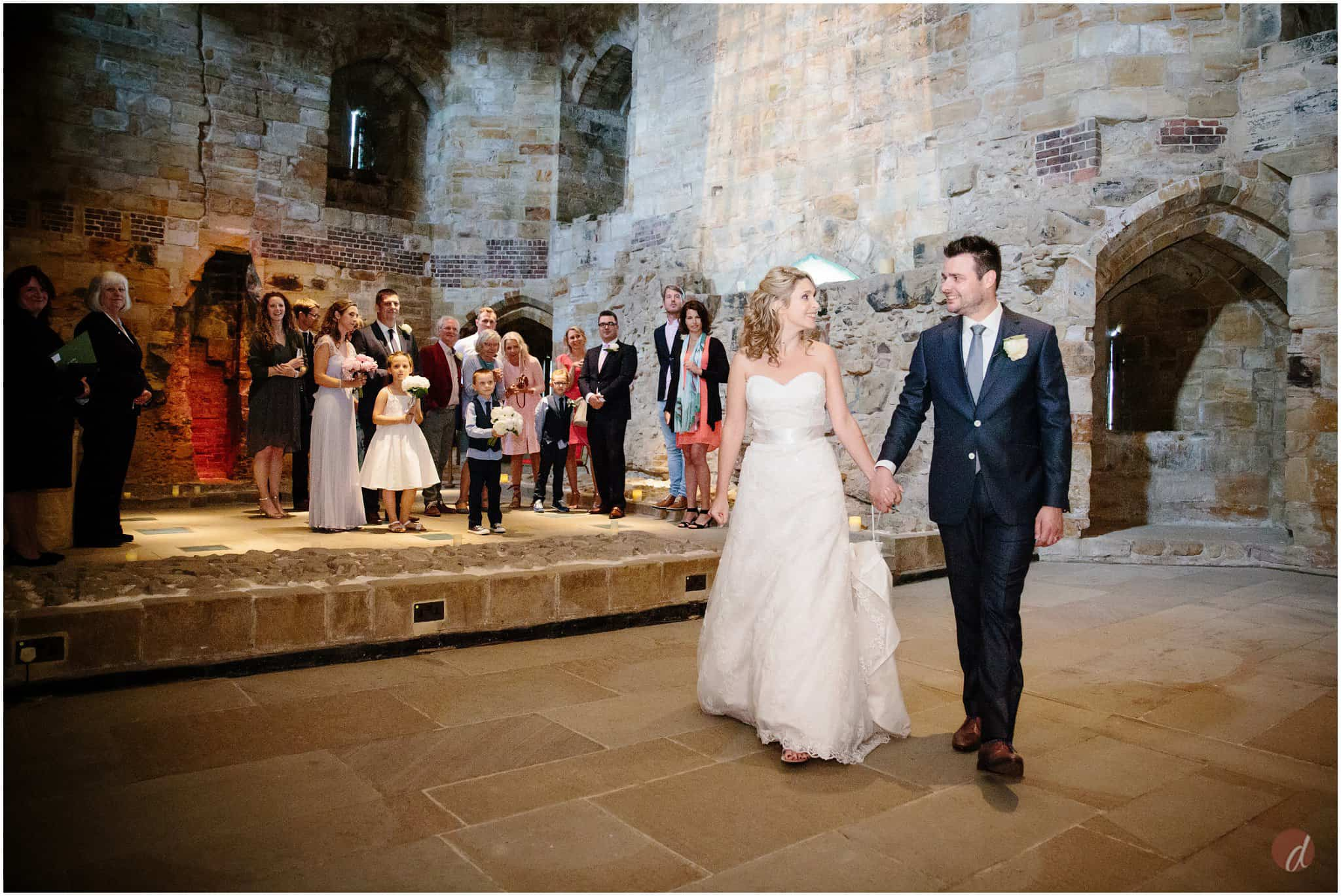wedding at tonbridge castle